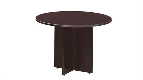 "Conference Tables Office Source 42"" Round Conference Table"