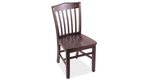 Dining Chairs Office Source Solid Wood Dining Chair