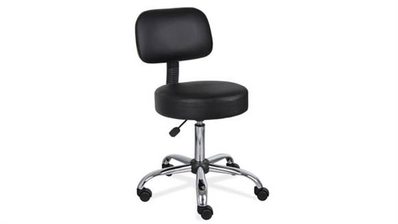 Drafting Stools Office Source Medical Stool with Backrest