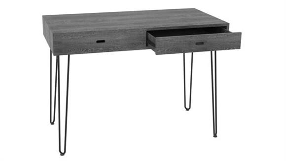 Writing Desks Office Source Writing Desk with 2 Drawers