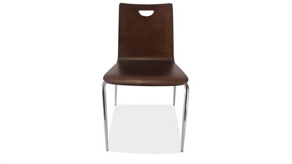 Stacking Chairs Office Source Wood Stack Chair