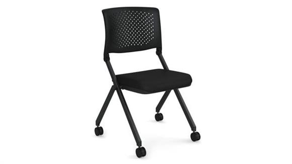 Stacking Chairs Office Source Armless Nesting Chair