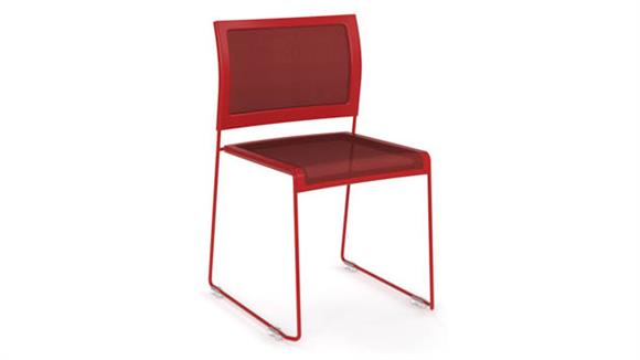 Stacking Chairs Office Source Mesh Stack Chair