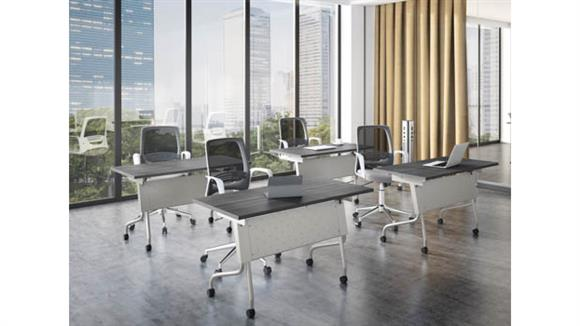"""Training Tables Office Source Training Tables 48"""" x 24"""" (4)"""
