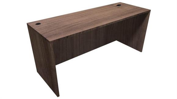 """Office Credenzas Office Source 60"""" W x 24"""" D Credenza Shell"""