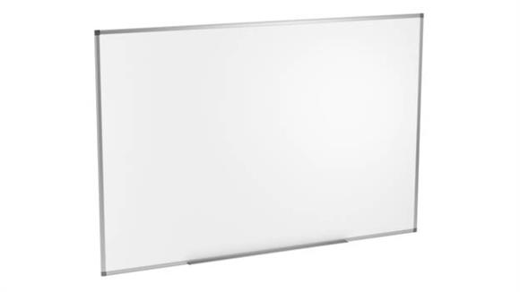 """White Boards & Marker Boards Office Source 71"""" x 47-1/4"""" Magnetic White Board"""