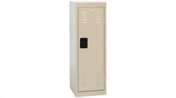 """Lockers Office Source 15""""W x 48""""H Single Tier Locker with 1 Opening"""