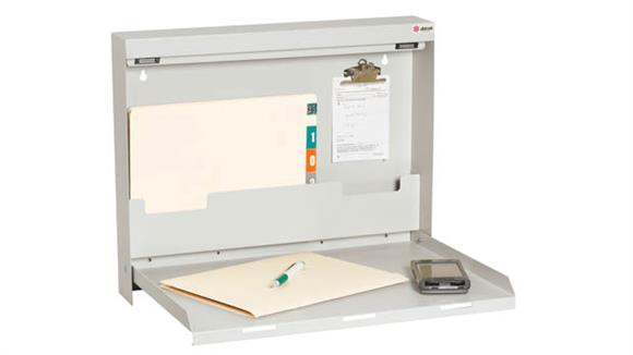 Desk Parts & Accessories Office Source Stainless Steel WallWrite Desk