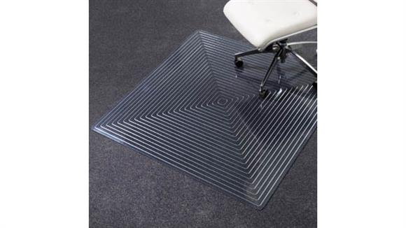 "Chair Mats Office Source Squared Chairmat 48"" x 60"""