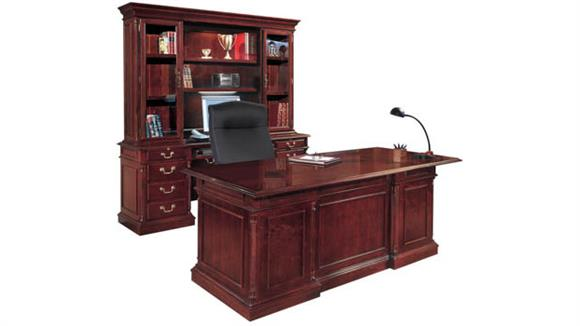 Executive Desks Office Source Keswick Set