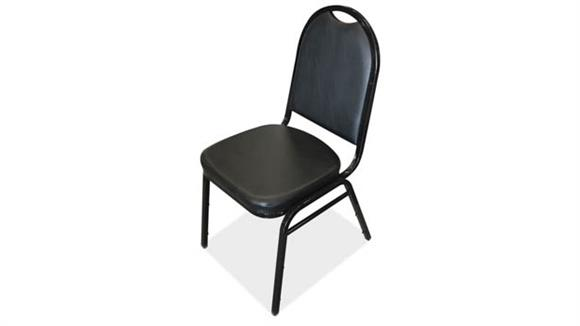Stacking Chairs Office Source Round Back Stacker Chair