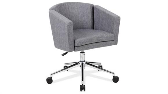 Office Chairs Office Source Upholstered Swivel Chair