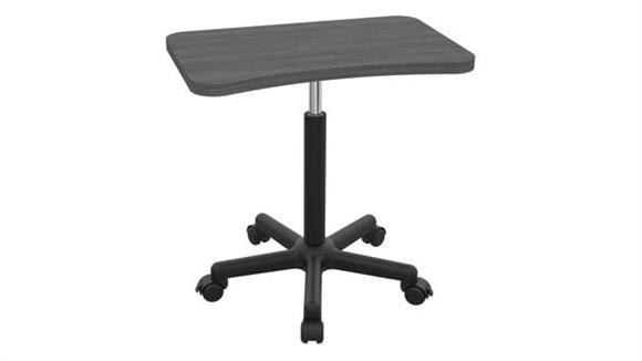 Laptop Desks & Stands Office Source Adjustable Height Laptop Table