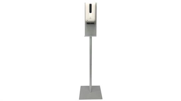 Covid19 Sanitizing Office Source Automatic Freestanding Sanitizer Dispenser
