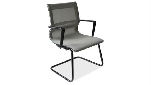 Side & Guest Chairs Office Source Mesh Guest Chair