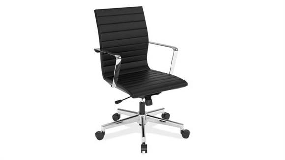 Office Chairs Office Source Executive Mid Back Chair