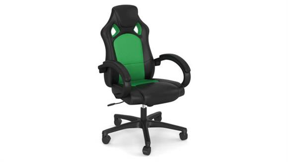 Office Chairs Office Source High Back Gaming Chair