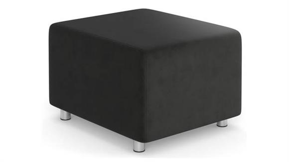 Accent Chairs Office Source Ottoman / Backless Seat