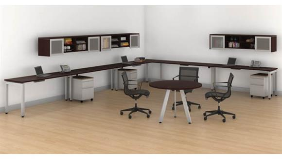 Workstations & Cubicles Office Source 3 Person Workstations