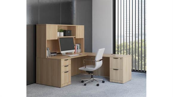 L Shaped Desks Office Source L Shaped Desk Unit