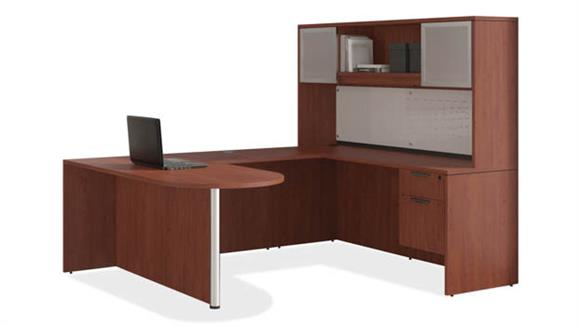 U Shaped Desks Office Source U Shaped Desk Unit