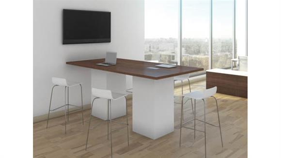 Conference Tables Office Source Cafe Height Conference Table