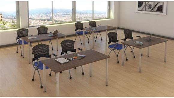 """Training Tables Office Source Training Tables 60"""" x 30"""" (4)"""