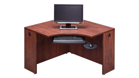 "Corner Desks Office Source 42"" Corner Desk"