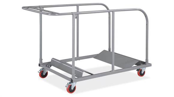 Computer Carts Office Source Round Table Cart