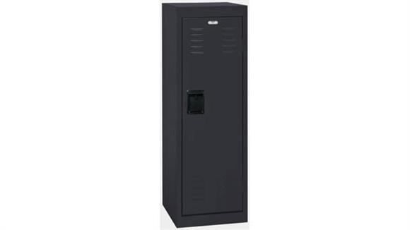 "Lockers Office Source 15""W x 48""H Single Tier Locker with 1 Opening"