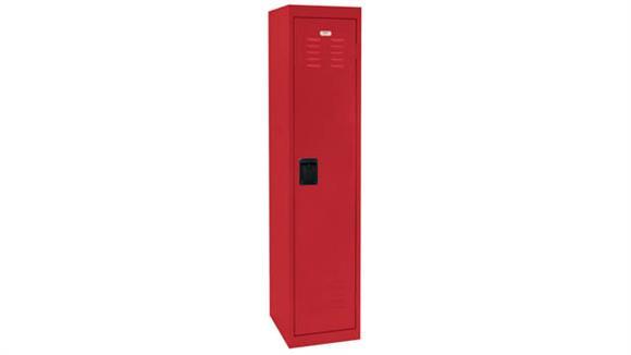 """Lockers Office Source 15""""W x 18""""D x 66""""H Single Tier Locker with 1 Opening"""