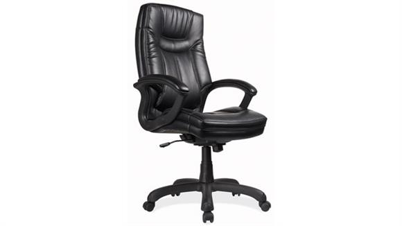 Office Chairs Office Source Furniture Leatherette Executive High Back Chair