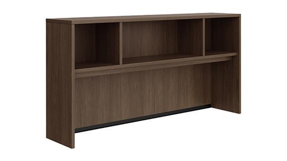 "Hutches Office Source Furniture 72"" Open Hutch"