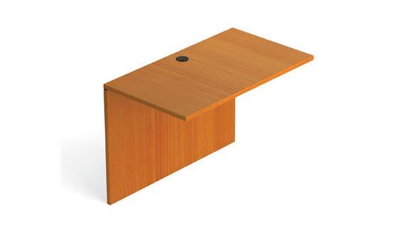 "Desk Parts & Accessories Office Source Furniture 42"" Bridge"