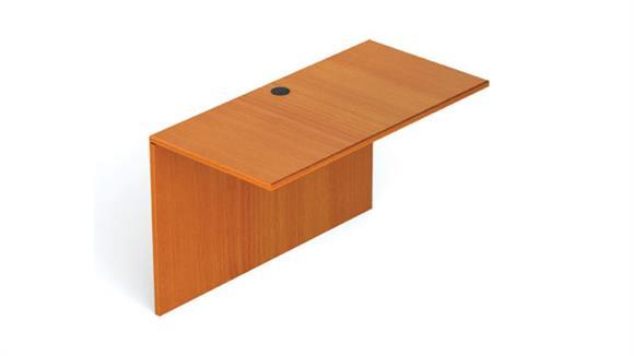 """Desk Parts & Accessories Office Source Furniture 47""""W x 24""""D Bridge"""