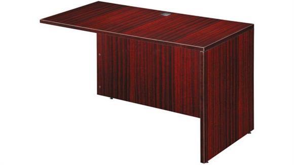 "Desk Parts & Accessories Office Source Furniture 30"" x 24"" Reversible Return"