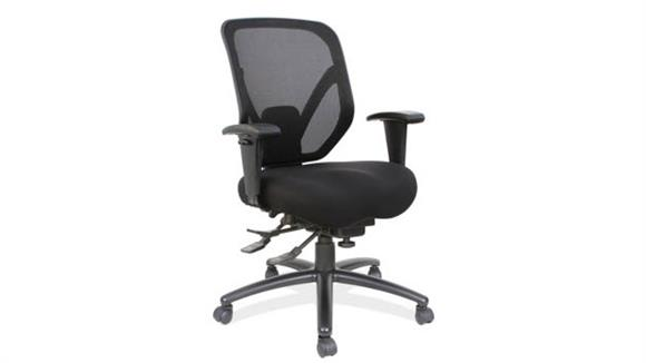 Big & Tall Office Source Furniture Big & Tall High Back, Multi-Function Chair