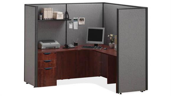 Workstations & Cubicles Office Source Furniture L Shaped Workstation