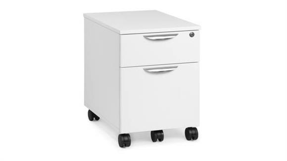 Mobile File Cabinets Office Source Furniture 2 Drawer Mobile File