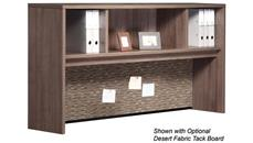 "Hutches Office Source Furniture 66"" Open Hutch"