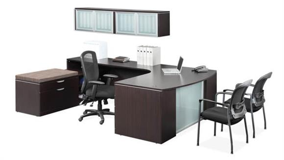L Shaped Desks Office Source Furniture L Shaped Desk with Additional Storage