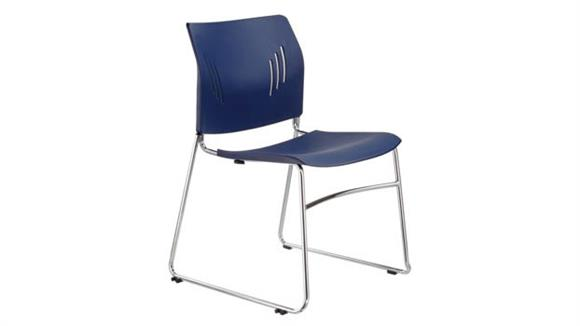 Stacking Chairs Office Source Furniture Armless Stackable Side Chair