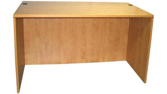 "Executive Desks Office Source Furniture 48"" x 30"" Desk Shell"