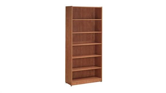 "Bookcases Office Source Furniture 71"" High Bookcase"
