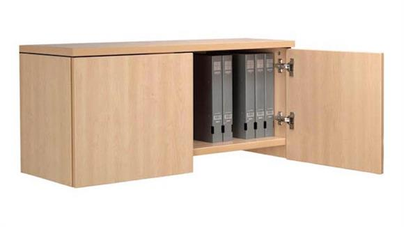 Hutches Office Source Furniture Wall Mount Storage Unit