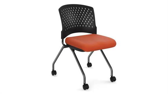 Stacking Chairs Office Source Furniture Armless Nesting Chair