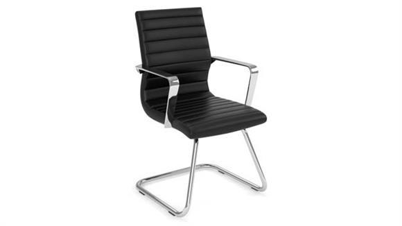 Side & Guest Chairs Office Source Furniture Executive Guest Sled Base Chair