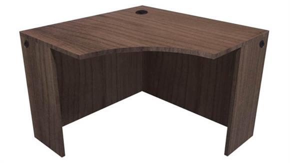 """Corner Desks Office Source Furniture 42"""" Corner Desk"""