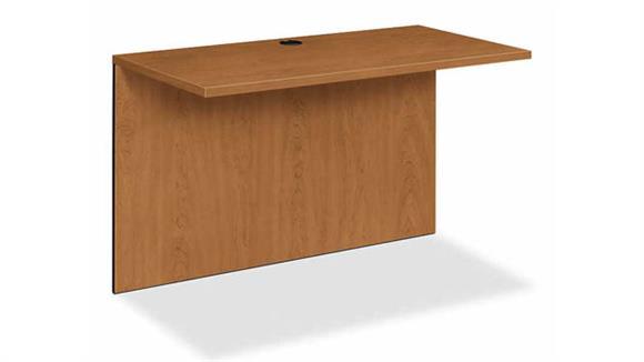 """Desk Parts & Accessories Office Source Furniture 35""""W x 24""""D Bridge"""