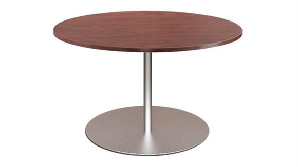 "Coffee Tables Office Source Furniture 24"" Round Coffee Table"